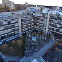 Gebäude der Elektrotechnischen Institute 1